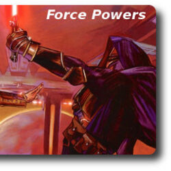 Jedi Force Powers