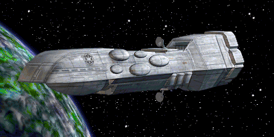 Archaic Heavy Cruiser
