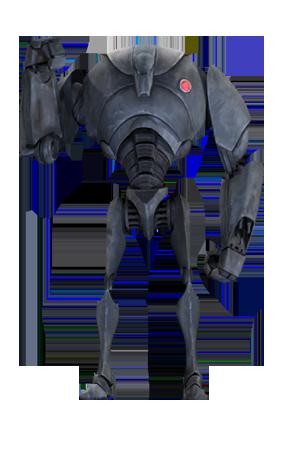 B2-Series Super Battle Droid Commander