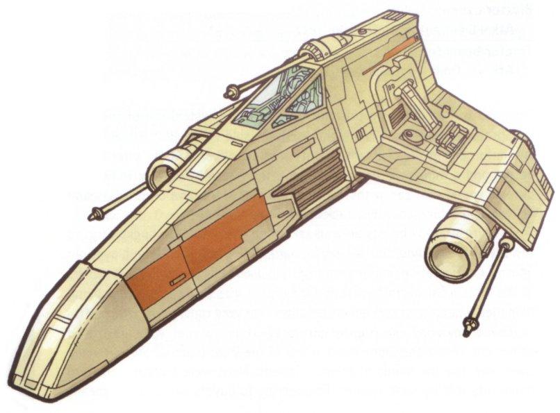E-Wing Starfighter
