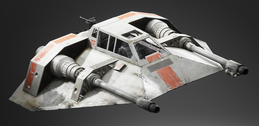 Modified T-47 Airspeeder