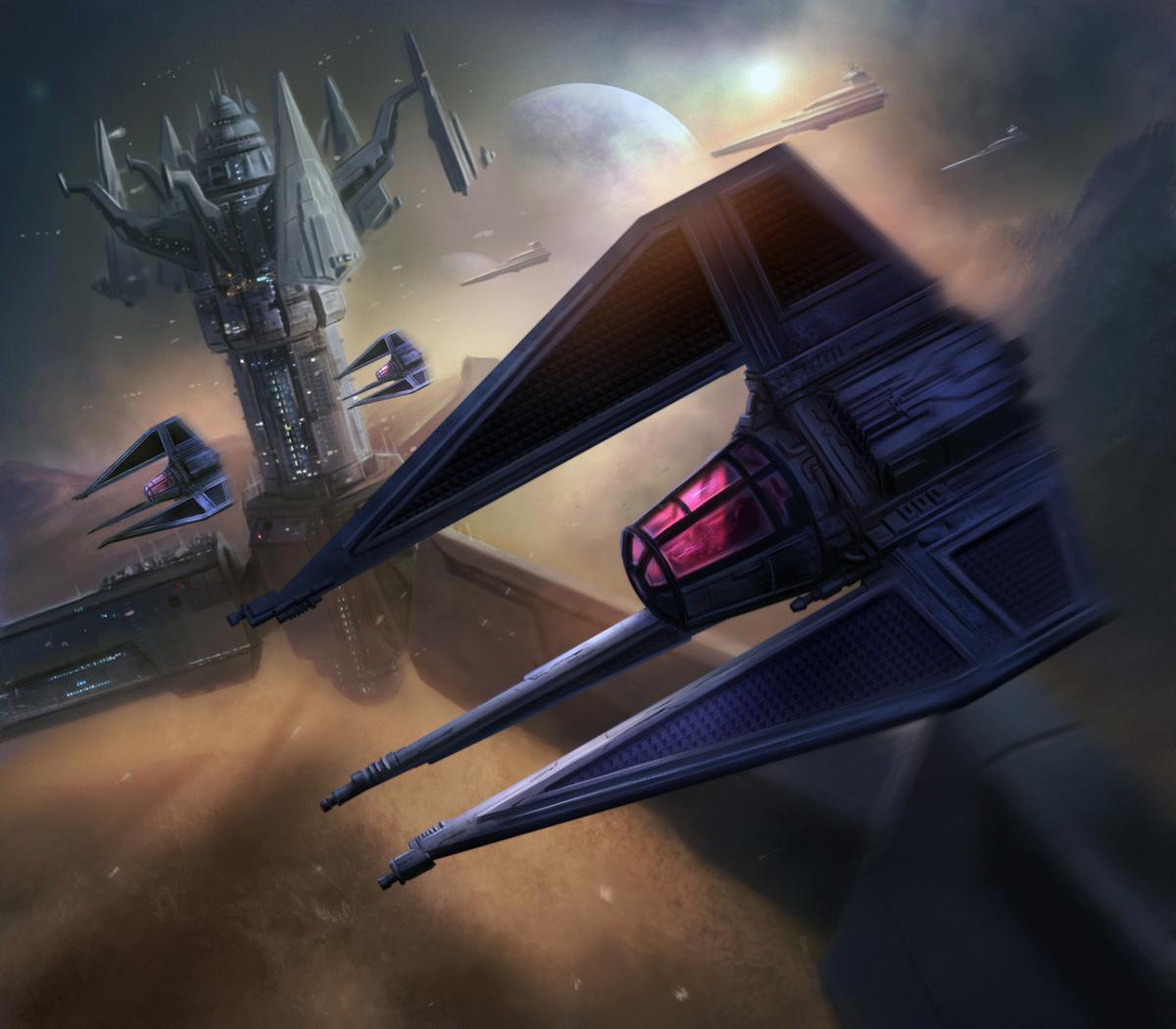 Tie Phantom Star Wars Saga Edition Wikia Fandom