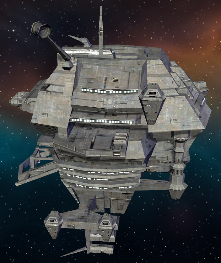 Cardan I-Class Space Station