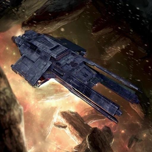 """AEG-77 """"Vigo"""" Gunship"""