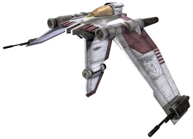 Advanced V-19 Torrent Starfighter