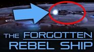 The Star Wars Ship That Everyone Missed