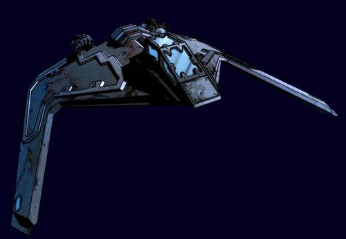 Fury-Class Starfighter