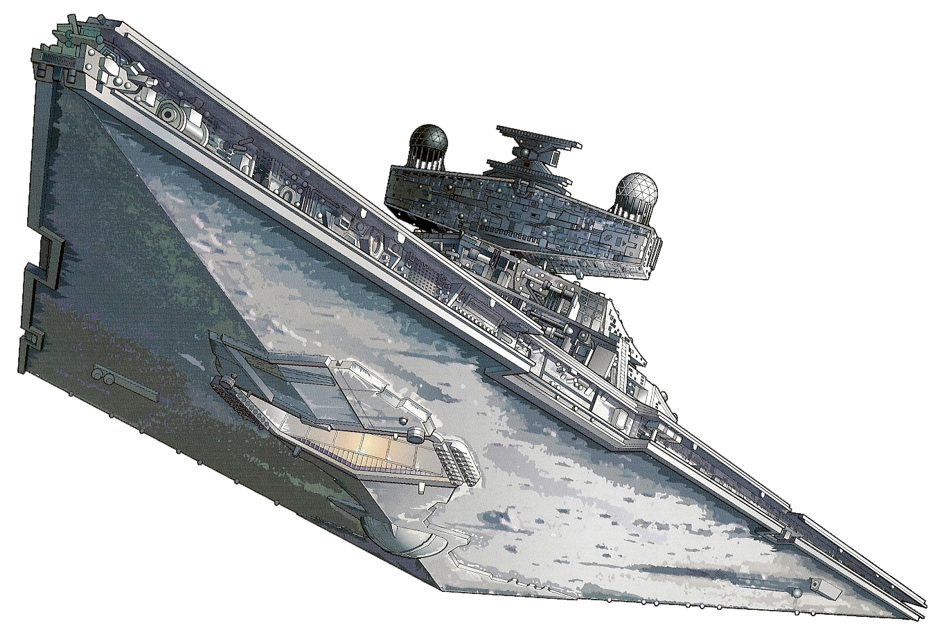 Imperial I-Class Star Destroyer
