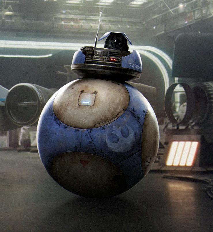 BB-Series Astromech Droid
