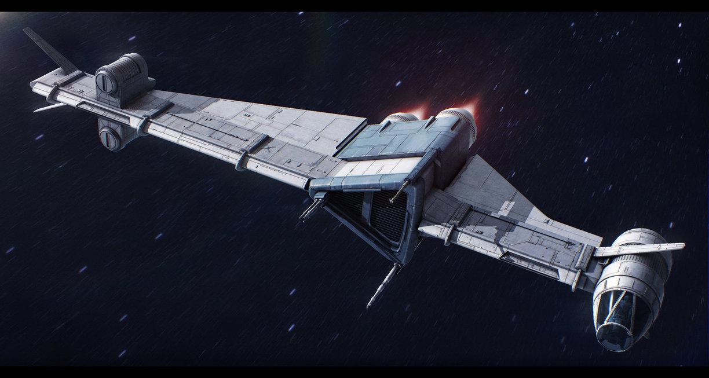 B-Wing Shuttle