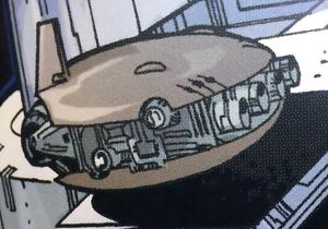 Corellian Crix-Class Assault Shuttle