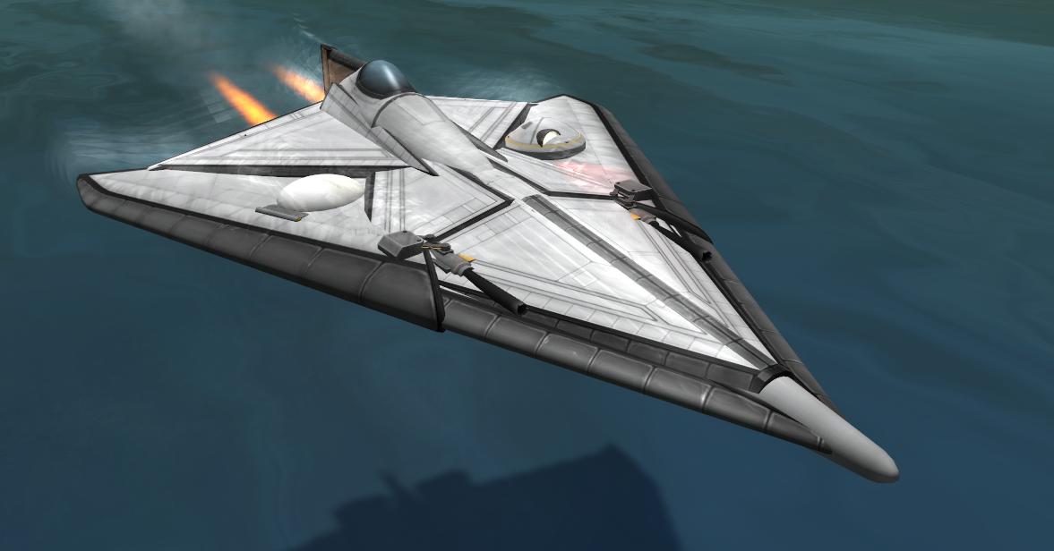 Delta-7 High-Maneuver Aethersprite