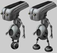 Todo-Series Techno-Service Droid