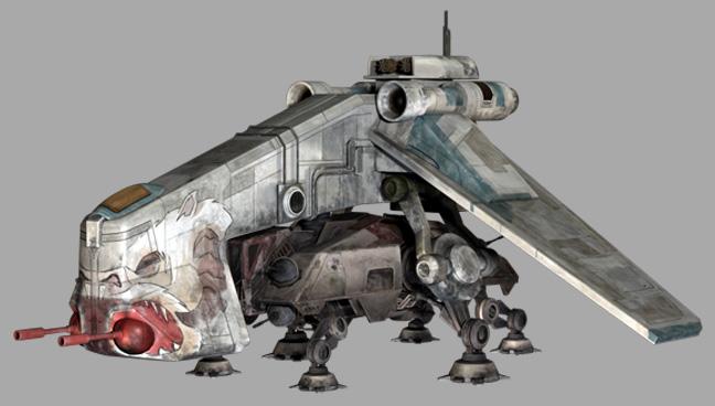 LAAT/c Gunship