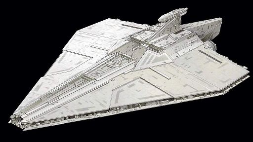 Acclamator II-Class Assault Ship