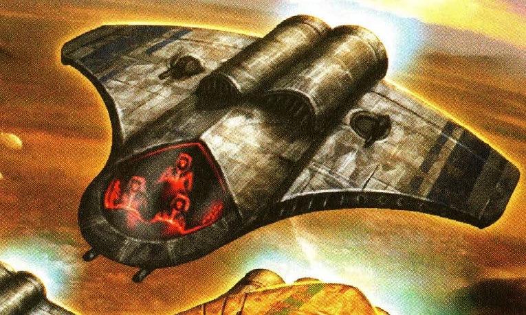 BB-2 Starfire Bomber