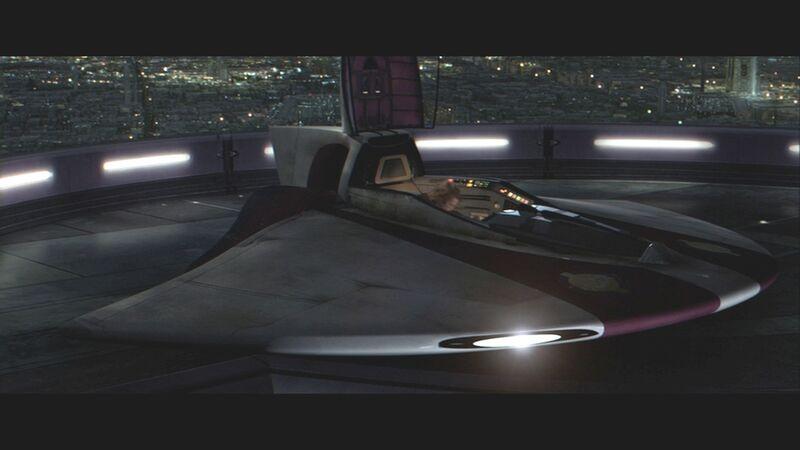 "DC0052 ""Intergalactic"" Speeder"