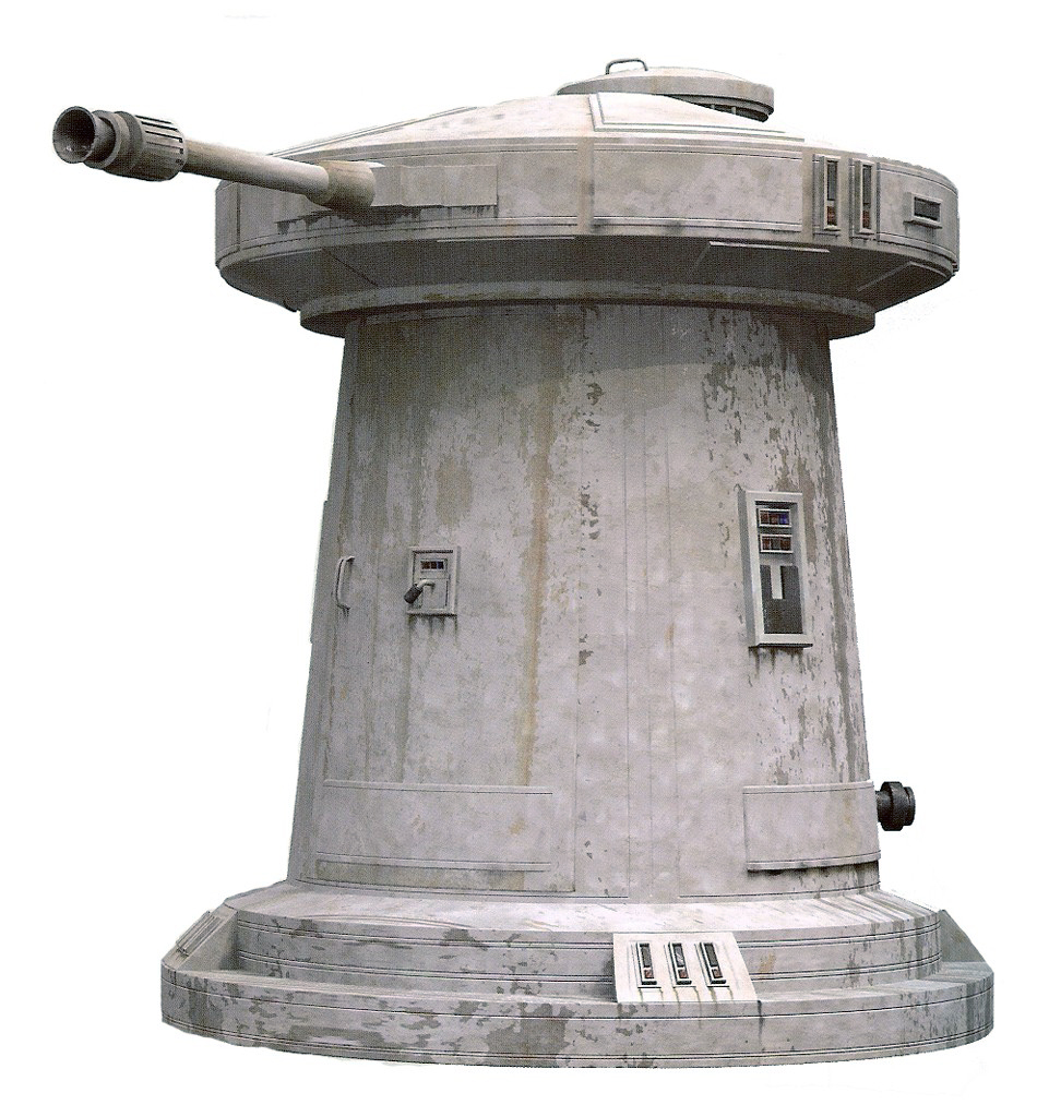 DF.9 Anti-Infantry Battery