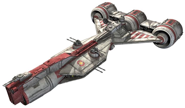 Consular-Class Missile Cruiser