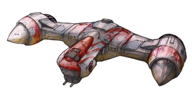 Freefall-Class Starfighter