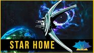 Star Wars Capital Ships - Is the Star Home the STRANGEST Space Station Ever? - Hapes Consortium
