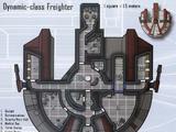 Dynamic-Class Freighter