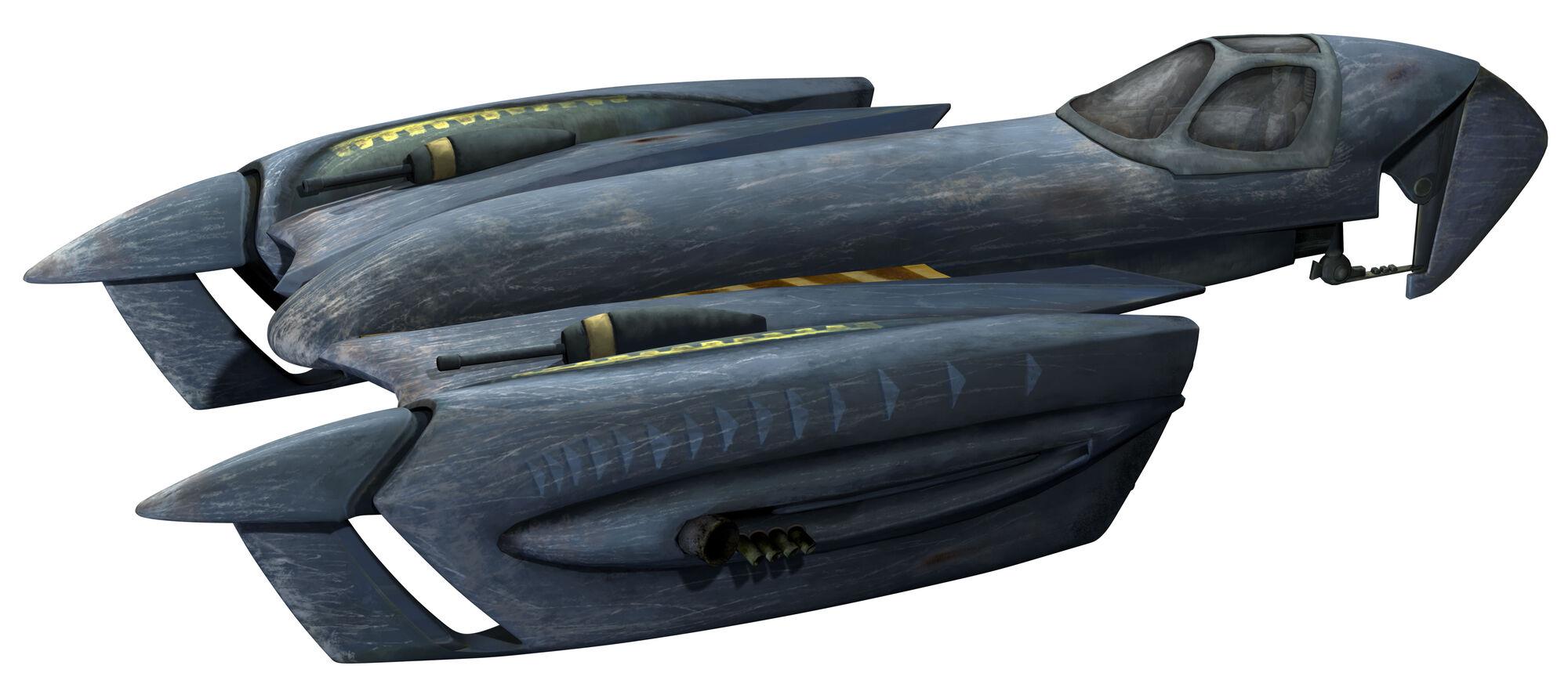 Belbullab Heavy Starfighter