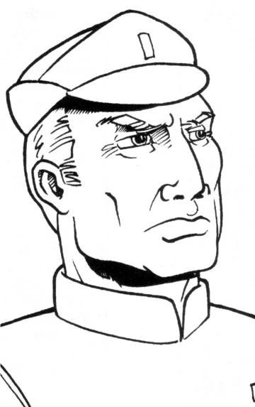 Captain Kolaff