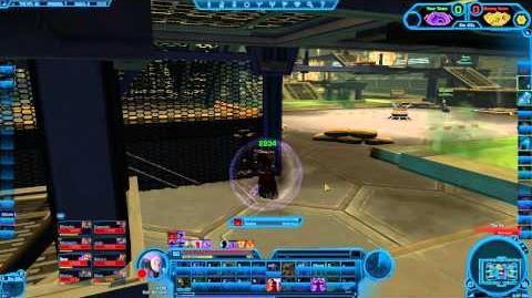 ★ SWTOR Gameplay PVP - Immortal Sith Sorcerer - Valor Rank 50 - Tips & Tricks 8