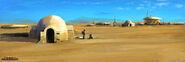 Een huis op Tatooine