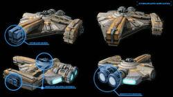 XS schematics
