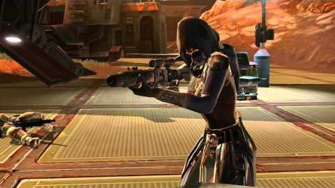 STAR WARS™ The Old Republic™ - Charakterfortschritt-- Imperialer Agent