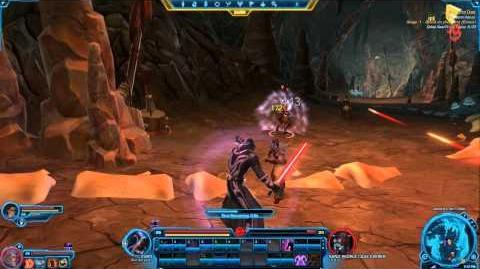STAR WARS™ The Old Republic™ - Tatooine Developer Walkthrough - E3 2011