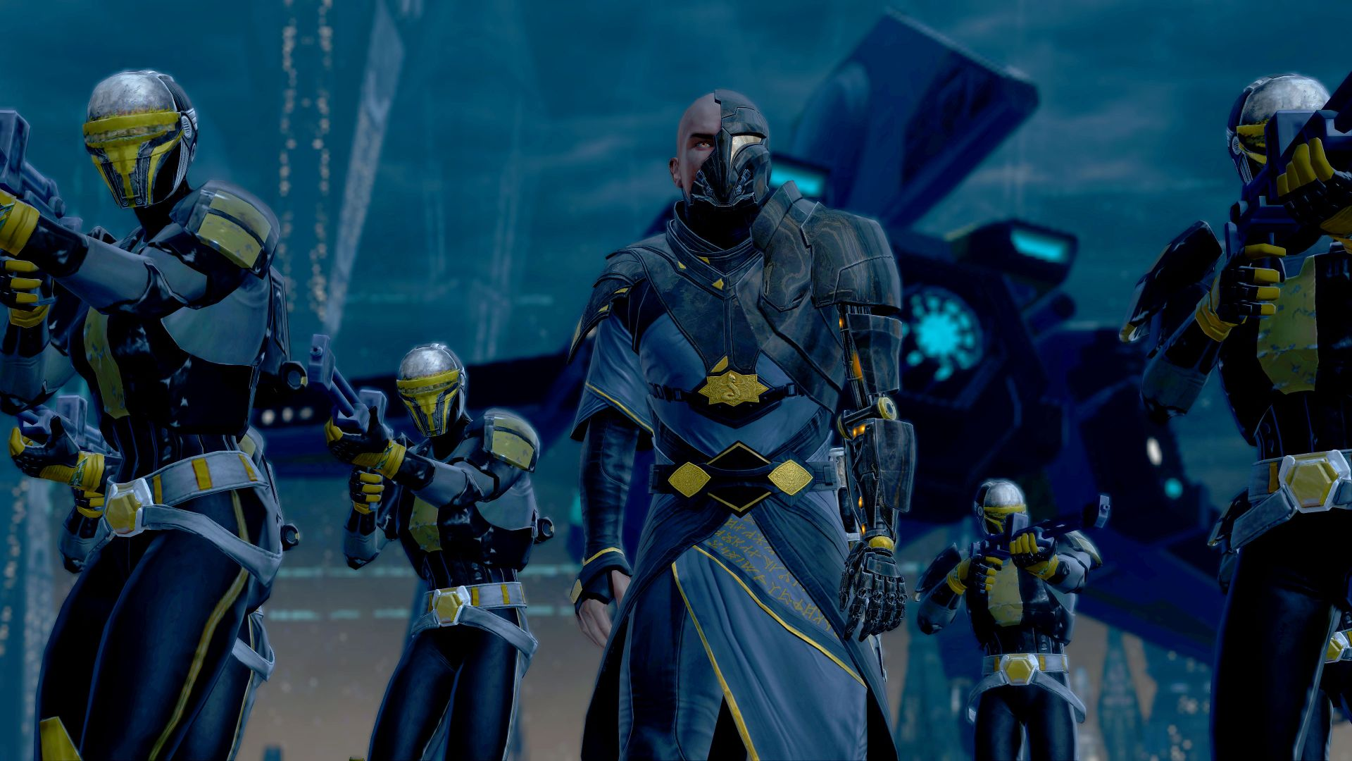 Star Wars: The Old Republic Wiki: Mainpage/Featured images