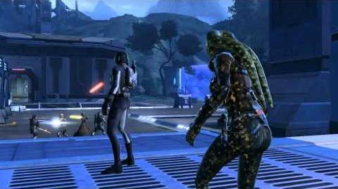 Star Wars The Old Republic - Flashpoint - Taral V