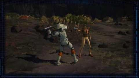 Star Wars The Old Republic Trooper