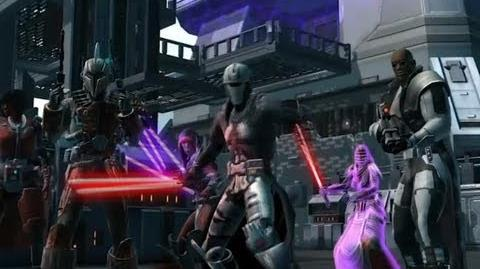 Star Wars - The Old Republic Kriegsgebiet Novare-Küste Trailer HD