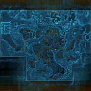 Dromund Kaas map