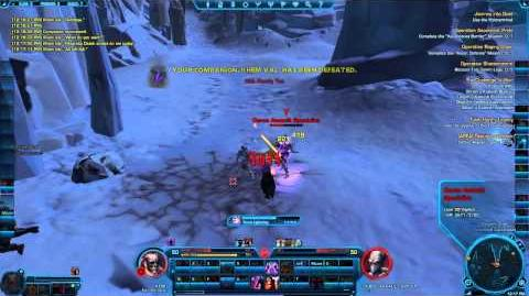 ★SWTOR - Leveling Gameplay Guide - Sith Sorcerer - Level 50 Fast Cap - Tips & Tricks 2