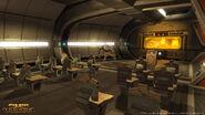 Rendili Hyperworks BT-7 Thunderclap briefing room