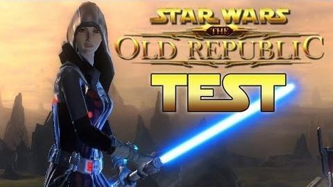 Star Wars The Old Republic - Langzeit-Test Review zu SWTOR von GameStar (Gameplay)