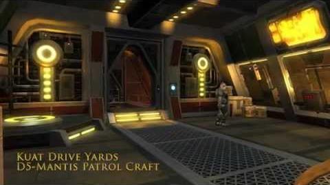 D5-Mantis Patrol Craft