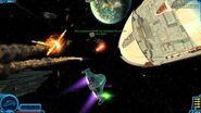 Space Combat - Jabiim Escort Walkthrough - Star Wars The Old Republic SWTOR TOR