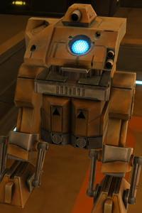 Nem'ro Bounty Droid