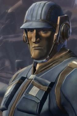 Corporal Dregg