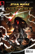 Blood of the Empire Issue 2 Cover
