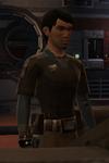 Communications Officer Raste