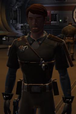 First Officer Haken