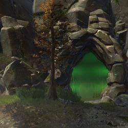 Gnarls Cavern