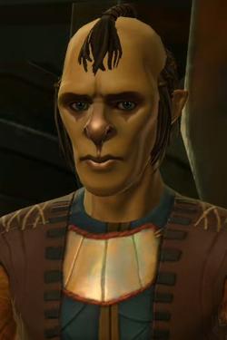 Baratatta Spirit-Leader
